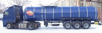 Автоцистерна ЯДИШ-ВМ-ПТЦ-912852 Битумовоз - 1 950 000 руб.