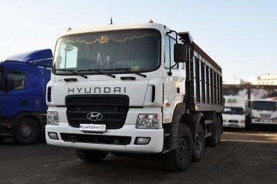 hyundai hd 370 автобетоносмеситель расход топлива
