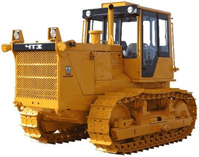 Промышленный гусеничный трактор Т10М