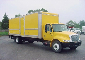 international 4300 high box