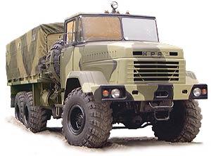 Бортовой автомобиль КРАЗ-5133ВЕ
