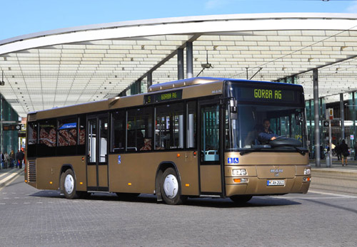автобус lions city t