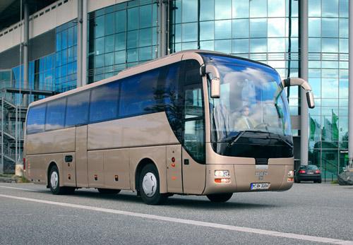 Туристические автобусы lions coach