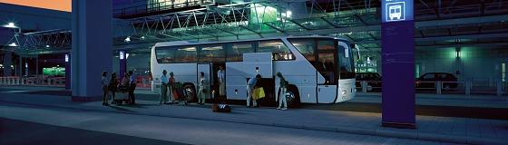Туристический автобус tourismo