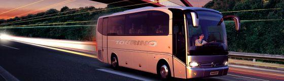 Компактный туристический лайнер tourino