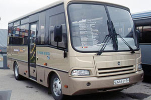 Агрегатируется автобус ПАЗ-3204 дизельным четырехцилиндровым двигателем Cummins D 3.9 140 CIV-1 мощностью 3,92 кВт.
