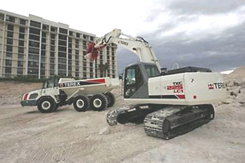 terex atlas tc 210